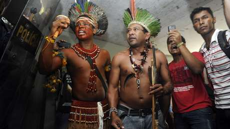 Brazilian Indians secure nationwide land victory