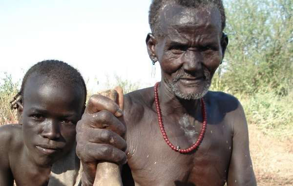The Kwegu in Ethiopia's Lower Omo Valley are starving because of the destruction of their forest and the slow death of the Omo river.