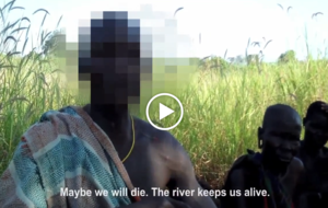 Watch the full video testimonies here (the identity of the tribespeople has been disguised to avoid persecution).