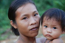 Les tribus de Bornéo menacées par l'huile de palme