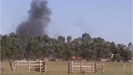 Brazil: Gunmen set fire to Indian community