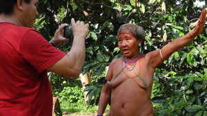 Groundbreaking communications technology gives remote tribes a voice