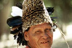Erui, um homem Ayoreo-Totobiegosode.
