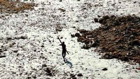 Illegal fishermen encroach on world's most isolated tribe