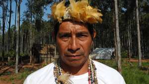 Brazilian Indians kidnapped by ranchers
