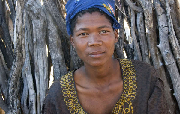 Trucks have reportedly arrived to remove Ranyane Bushmen from their ancestral land.