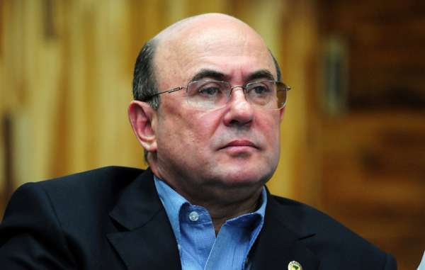 José Riva, a former state deputy, has been labelled the most corrupt politician in Brazil.