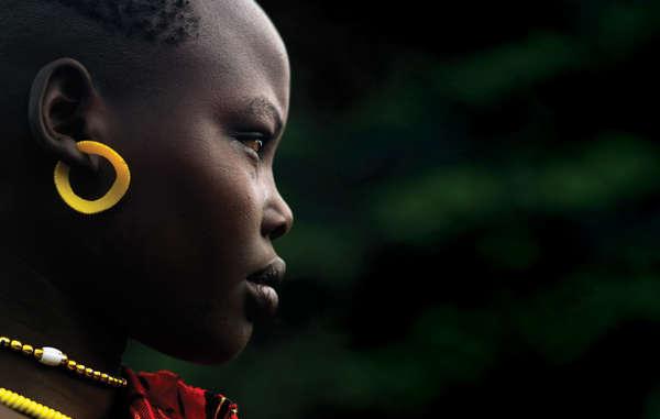 Woman, Ethiopia.