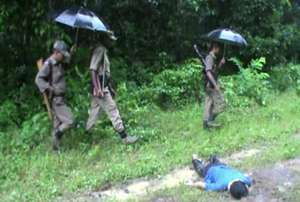Dozens of people have been shot on sight in Kaziranga in recent years. The park guards are immune from prosecution.