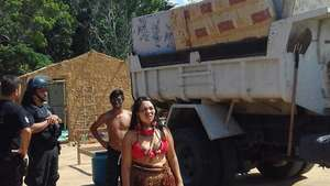 Tribal Voice: Pataxó Indians send desperate appeal