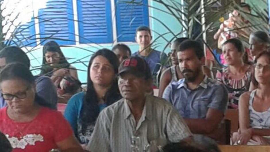 João Natalício Xukuru-Karider kämpfte an vorderster Stelle für die Rückgabe des Landes seiner Vorfahren.