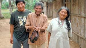 Bolivia covers up evidence of uncontacted Indians