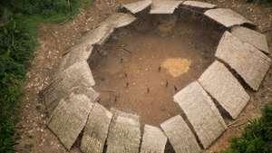 Extraordinarias imágenes de una tribu amazónica no contactada que podría ser aniquilada