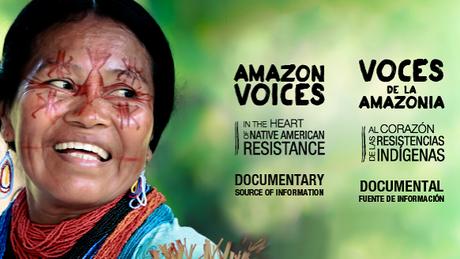 'Voces de la Amazonia', Premio Survival del Festival de Cine y DDHH de Barcelona