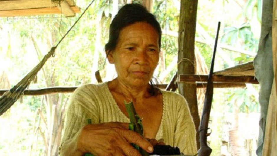 Die letzte Sprecherin der Amazonas-Sprache Resigaro ist in Peru ermordet worden.