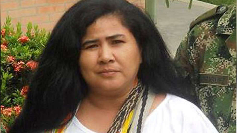 A leader of the Wiwa tribe and a campaigner for both indigenous and women's rights has been killed.