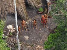 Nuevas fotografías espectaculares de indígenas aislados
