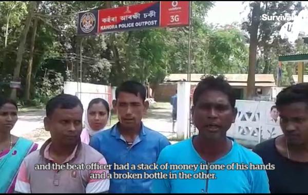 Indígenas denuncian palizas a manos de guardaparques, Kaziranga.