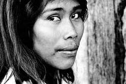 Ayoreo-Totobiegosode woman