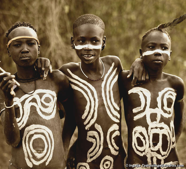 Ethiopia - Danakil, Lalibela and Omo Valley Tribes. Joel Santos