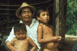 Yupka family, Sierra de Perijá, Venezuela