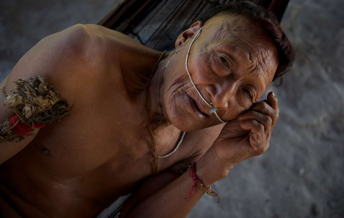Dozens of Peruvian tribes have seen their territories opened up to oil companies