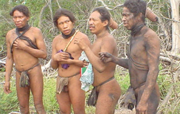 Ranching firms are destroying the land of Paraguay's uncontacted tribes.