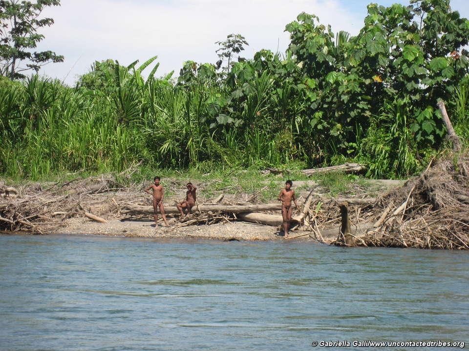 Peru ergreift Mau00dfnahmen zum Schutz unkontaktierter ...