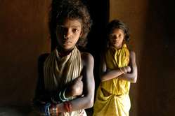 Dongria Kondh children.