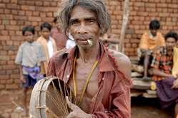The Dongria Kondh are just one of many tribes in India.