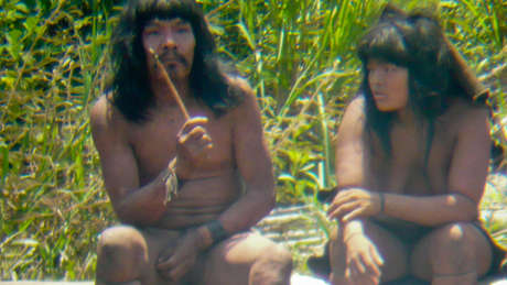 Uncontacted Indians of Peru