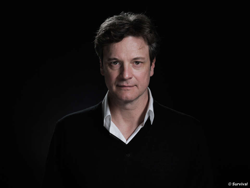 Colin Firth launches c...