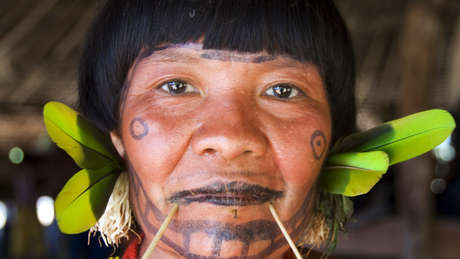 Yanomami in Venezuela demand land rights