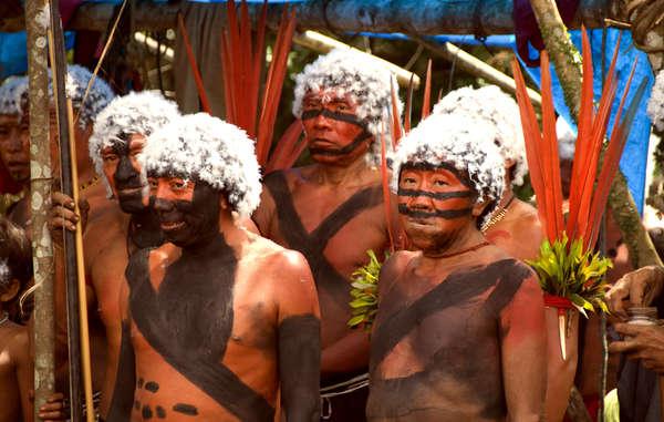 """""""Corry demonstriert, dass Napoleon Chagnon seine Daten darüber, wieviele Yanomami behaupten getötet zu haben, falsch auslegt."""""""
