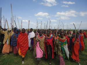 In May, tribes from four continents, including Kenya's Samburu, urged the UK to ratify ILO 169.