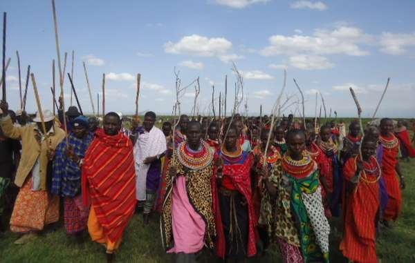 In May, tribes from four continents, including Kenya&apos;s Samburu, urged the UK to ratify ILO 169.