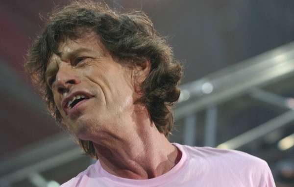 Mick Jagger was named Peru's honorary Environmental Ambassador last year.
