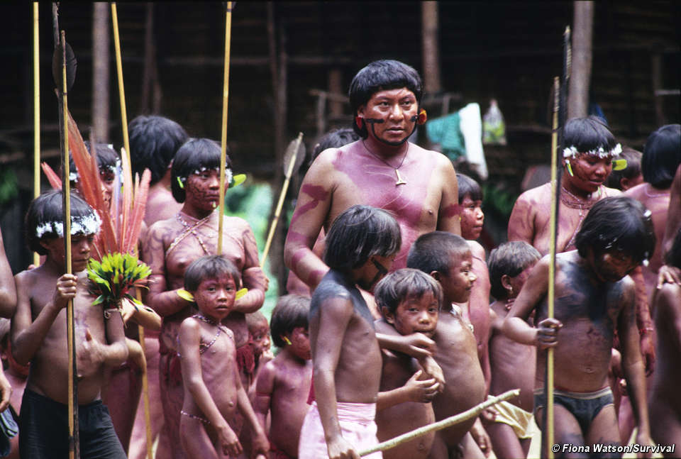 голые племена фото