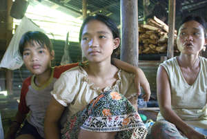 Malaysia's Penan rely heavily on the forest, which will be destroyed to make way for the dam.