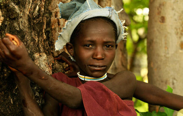 The Hadza have lived on their land for millennia.