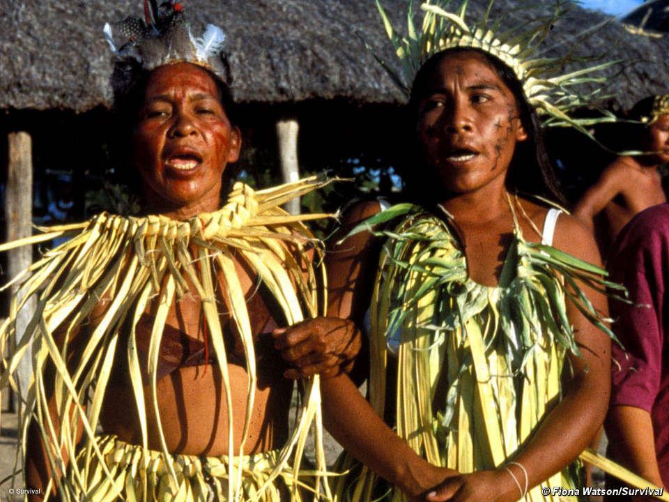 Bella india del amazonas folla con cazadores doble penetracion - 1 4