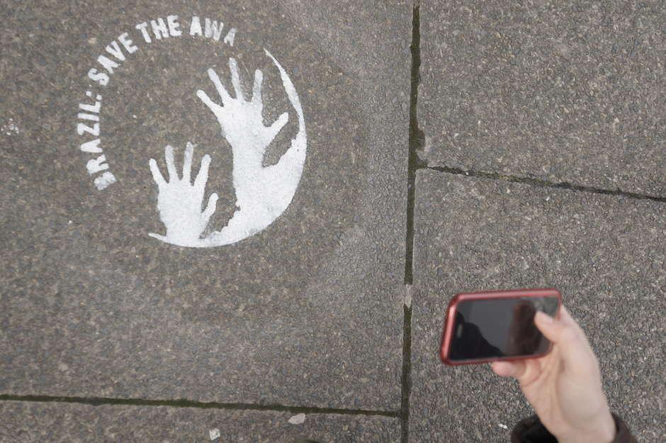 Brazil: Save the Awá