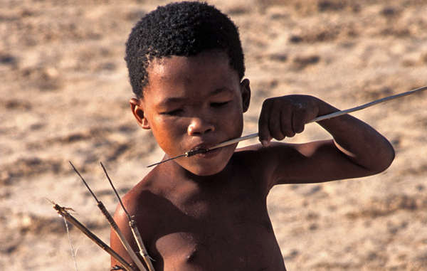 Botswana's High Court has dealt a blow to the Kalahari Bushmen which could spell the end of the tribe's way of life.