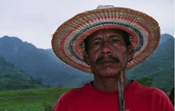 Yukpa leader Sabino Romero was murdered following his campaign for his people's land rights