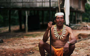 The Matsés have urged shareholders of Pacific Rubiales to disinvest from the company to protect Peru's uncontacted tribes.