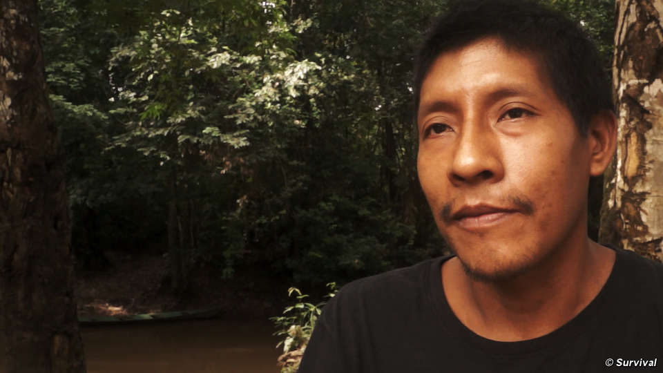 the Awá have called on Brazil's Minister of Justice to act now and protect their land.