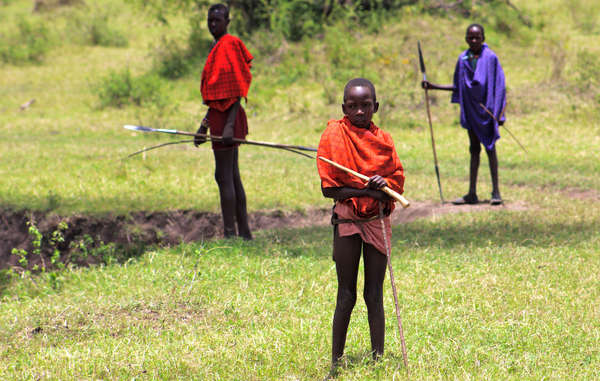 The Maasai have lost so much of their land, they cannot afford to lose any more.