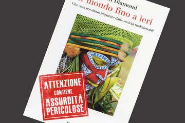 Survival stronca duramente il nuovo libro di Jared Diamond per i gravi stereotipi veicolati sui popoli indigeni.