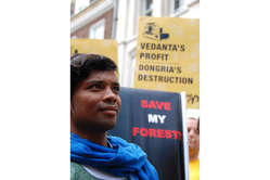 Vedanta's planned mine in Orissa, India, has become hugely controversial.