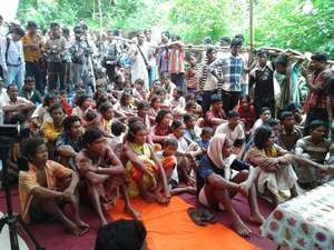 The Dongria unanimously voted against Vedanta's mine during twelve village consultations.